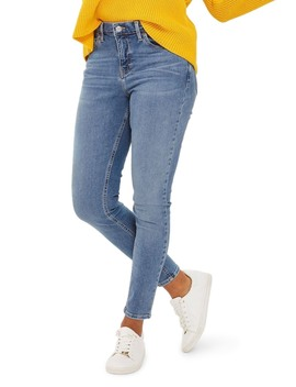 "Jamie High Waist Skinny Jeans   30 32"" Inseam by Topshop"