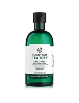 Online Only Tea Tree Skin Clearing Mattifying Toner by The Body Shop