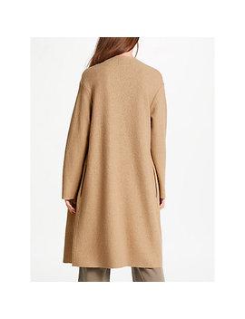 Modern Rarity Drape Wool Coatigan by Modern Rarity