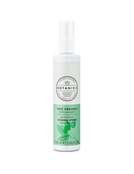 100 Percents Organic Refreshing Toning Spritz by Botanics