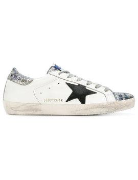 glitter-superstar-sneakers by golden-goose-deluxe-brand