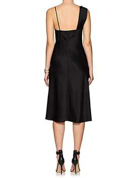 Charmeuse Slip Dress by T By Alexander Wang
