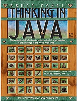 Thinking In Java (4th Edition) by Bruce Eckel