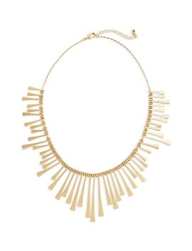 Bar Bib Necklace by Panacea