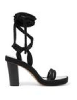 Macylli Lace Up Cord Sandals by Isabel Marant
