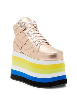 Dema Platform Sneaker by Shellys London