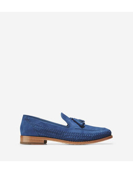Washington Grand Tassel Loafer by Cole Haan