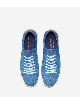 Men's Grand Prø Tennis Sneaker With Stitchlite™ by Cole Haan
