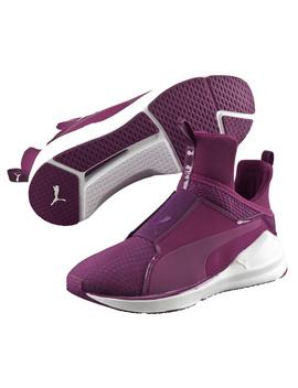 Puma Women's Fierce Quilted Sneaker by Puma