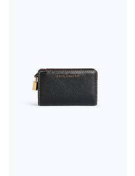 The Grind Compact Wallet by Marc Jacobs
