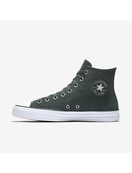 Converse Ctas Pro Perforated Suede High Top by Nike