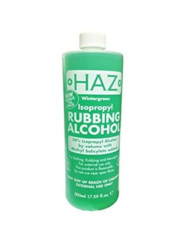 Haz 500 Ml Rubbing Alcohol For First Aid by Haz