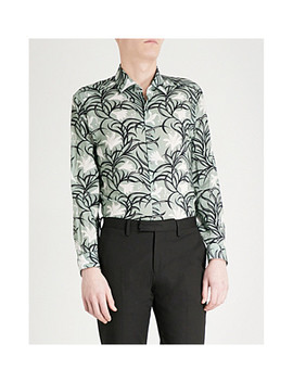 Hemsworth Slim Fit Woven Shirt by Reiss