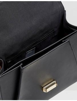 Сумка сэтчел с накладным карманом Asos by Asos