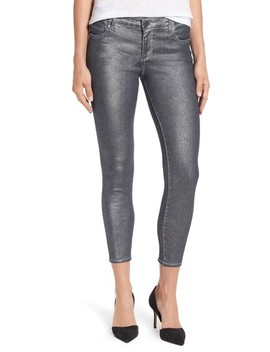 Connie Ankle Zipper Jeans by Kut From The Kloth