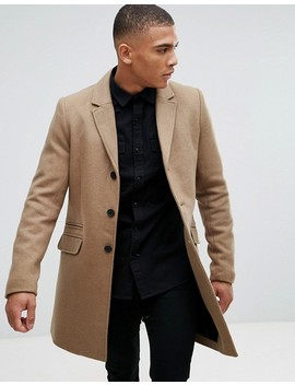 Only & Sons Overcoat by Only & Sons