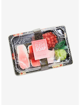 Sushi Soap Set by Hot Topic