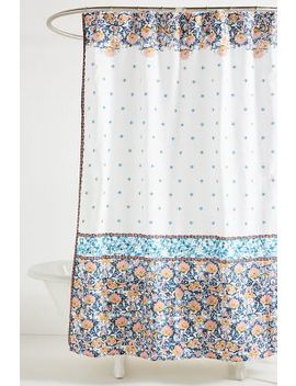 Louisa Shower Curtain by Anthropologie