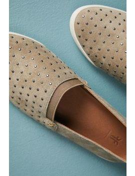 Frye Lena Slip On Sneakers by Frye