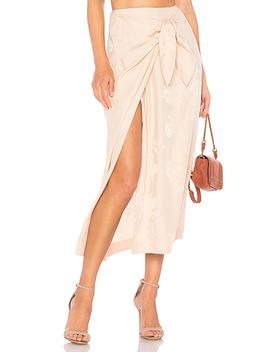 Gala Skirt by Nanushka