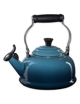 Le Creuset® 1.7 Qt. Whistling Tea Kettle In Marine by Bed Bath And Beyond