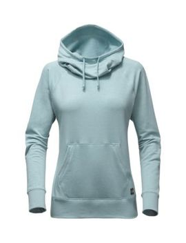 Women's Long Sleeve Tnf™ Terry Hooded Top by The North Face