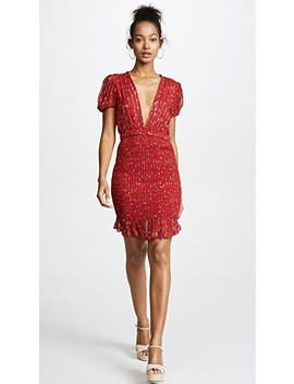 Baby Love Smocked Bodycon Dress by Free People