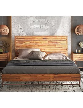 Bushwick Queen Bedroom Set by Generic