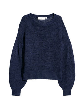 Pullover In Lockerem Strick by H&M