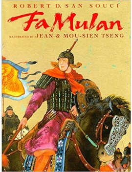 Fa Mulan: The Story Of A Woman Warrior by Amazon