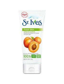 St. Ives Fresh Skin Apricot Face Scrub, 6 Oz by St. Ives