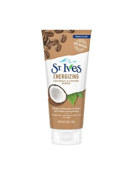 St. Ives Coconut & Coffee Scrub   6oz by St. Ives