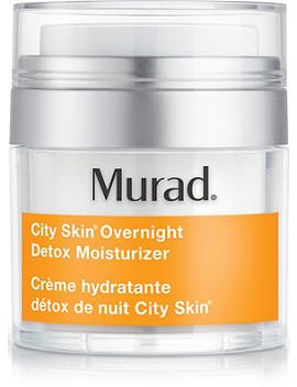 Environmental Shield City Skin Overnight Detox Moisturizer by Murad
