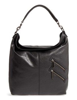 Large Jamie Convertible Leather Hobo by Rebecca Minkoff