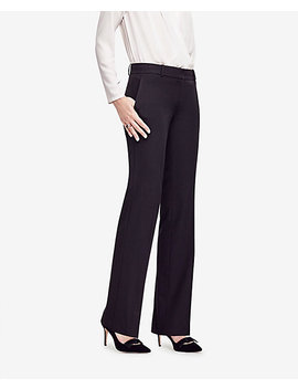 The Petite Trouser In Seasonless Stretch   Curvy Fit by Ann Taylor