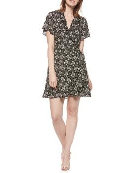 Cardamom Wrap Dress by Paige