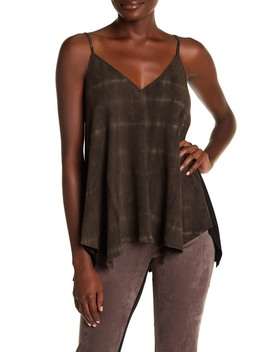Windy City V Neck Suede Cami by As By Df