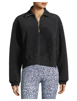 Daphne Partial Zip Pullover Sweatshirt by Varley
