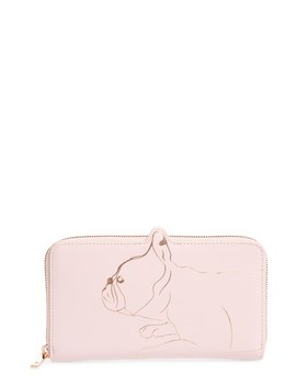 Carryn Matinée Leather Wallet by Ted Baker London