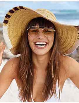 Aerie Friendship Embroidery Hat by American Eagle Outfitters