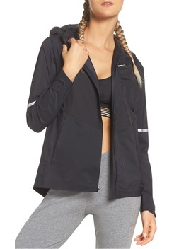 Zonal Aero Shield Hooded Running Jacket by Nike