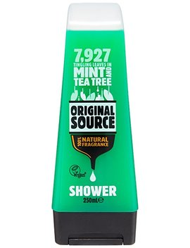 Original Source Mint And Tea Tree Shower 250 Ml by Cussons