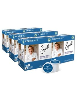 Keurig® Emeril's Big Easy Bold Dark Roast Coffee   K Cup Pods   108ct by Emeril's