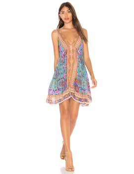 Gypsy Trapeze Slip Dress by Free People