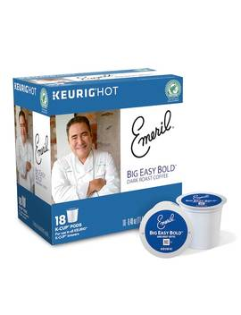 Keurig® K Cup® Pod Emeril's Big Easy Bold Dark Roast Coffee   108 Pk. by Keurig