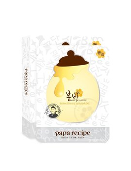 Papa Recipe Bombee Whitening Honey Mask Pack by Papa Recipe