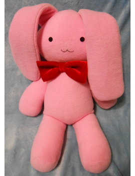 Ouran High School Host Club Inspired Usa Chan Mascot Pink Bunny Rabbit (50 Cm High) For Mitsukuni Honey Haninozuka Cosplay by Etsy