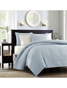 Madison Park Mansfield Coverlet Set by Madison Park