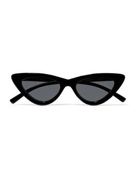 + Adam Selman The Last Lolita Sonnenbrille Mit Cat Eye Rahmen Aus Azetat by Le Specs