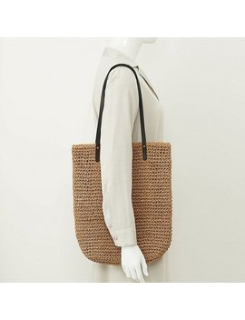 Women Idlf Paper Tote Bag by Uniqlo